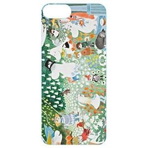 Moomin iPhone5 ケース ハナバタケ