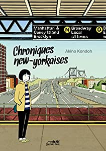 Chroniques new-yorkaises Edition simple Tome 0