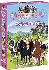 Horseland, bienvenue au ranch ! - Coffret 3 DVD