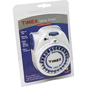 Timex Multiple Setting Lamp Timer - Wall Timer Switches ...