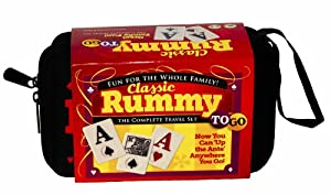 Classic Travel Rummy Game To Go