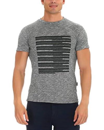 Galvanni Camiseta Manga Corta Gregory Gris