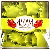 Fox Run 36019 Aloha Cookie Cutter Sets