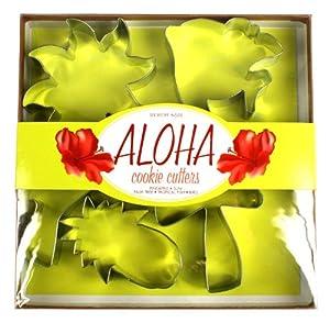 Fox Run Aloha Cookie Cutter Sets by Fox Run