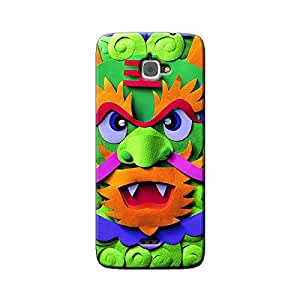 DRAGON MASK BACK COVER FOR IMFOCUS M350