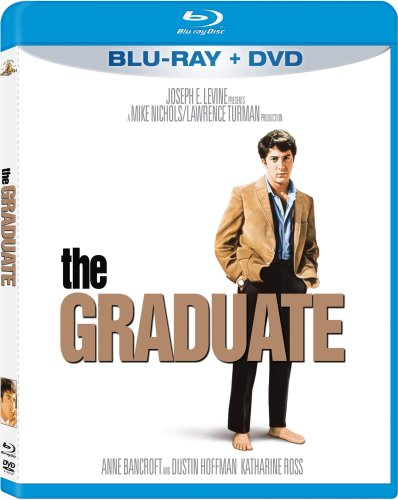 The Graduate (Two-Disc Blu-ray/DVD Combo in Blu-ray Packaging)