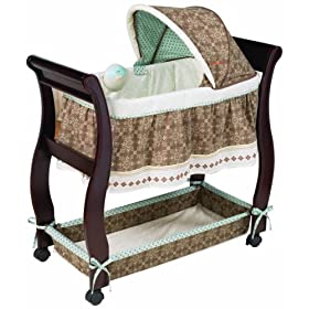 Summer Infant Carter S Classic Comfort Wood Bassinet