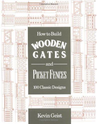 Make Wooden Gate