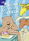 Star Shared: the Bear Who Wouldn't Share Big Book (Red Giant) (0433032588) by Allen, Jonathan