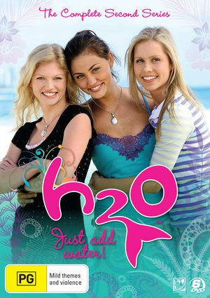 H2o just add water complete season two region 4 for H2o tv show season 4