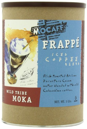 Wild Tribe Moka Frappe