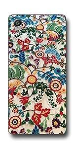 SEI HEI KI Designer Back Cover For Sony Xperia XA Dual - Multicolor