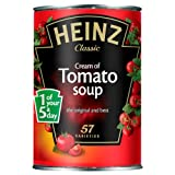 Heinz Classic Cream of Tomato Soup 400g (Pack of 24)