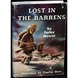 Lost in the Barrensby Farley Mowat