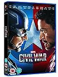 Captain America: Civil War [DVD] [2016] only �9.99 on Amazon