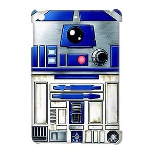 Top Design Star Wars Series Ipad Mini Case R2D2 Robot Ipad Mini Faceplate Hard Cell Protector Housing Case