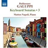 V 3: Piano Sonatas