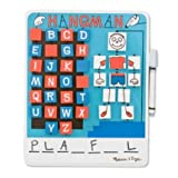 Melissa & Doug Travel Hangman [Toy]