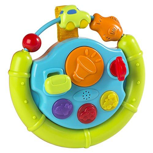 WinFun - Volante musical, para bebé (Colorbaby 0705-NL-WI12-0006 )