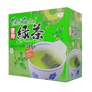 ハラダ製茶 やぶ北ブレンド徳用緑茶 2g×50P
