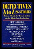 Detectives A to Z: 26 Stories (0517490048) by Frank D. McSherry, Jr.