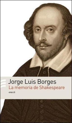 Memoria De Shakespeare descarga pdf epub mobi fb2