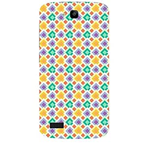 Skin4gadgets OXFORD PATTERN 2 Phone Skin for HONOR HOLLY