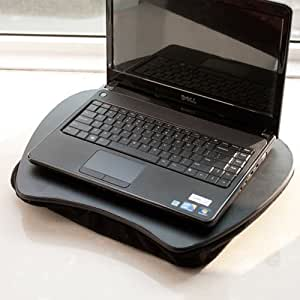Portable Lap Desk Table Notebook Laptop Tray Pillow