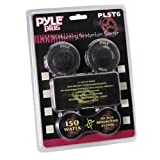 PYLE PLST6 1/2-Inch 150 Watt Mylar Dome Tri-Mount Tweeter (Pair)
