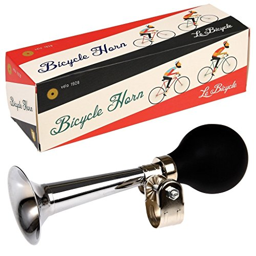 Le Bicycle Traditional Bike Horn. Honk at everyone who gets in your way!