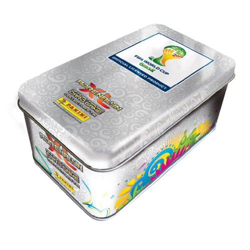 Panini - Adrenalyn XL - 2014 Fifa World Cup Brazil - Collector Tin - Cartes à Collectionner