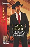 The Texans Contract Marriage (Rich, Rugged Ranchers)