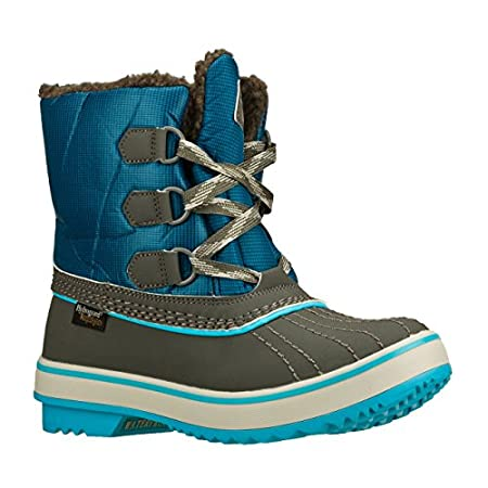 Whether you're out for a walk or relaxing apres-ski, the Skechers Highlanders-Polar Bear boot has got you covered. Equipped with a waterproof synthetic upper, this women's winter boot features a quilted nylon fabric boot shaft. Underfoot comfort is o...
