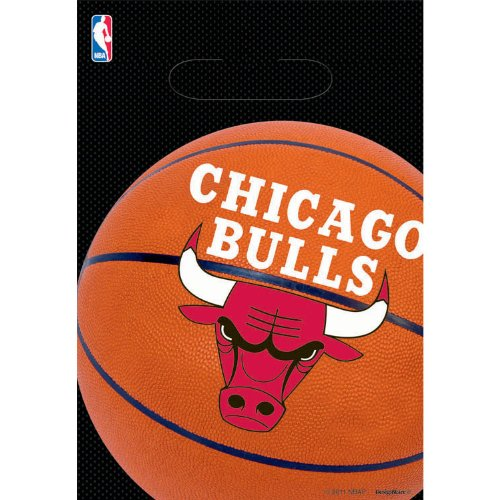 loot bag chicago bulls [Toy]
