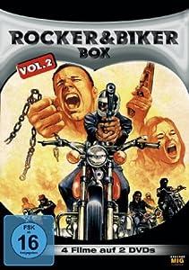 MOVIE/SPIELFILM Vol.2, Rocker & Biker Box (2) 4-Movies(2-DVD)