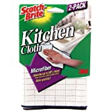 Scotch Brite Kitchen Microfiber Cloth - 2 ea