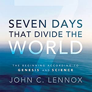 Seven Days That Divide the World Hörbuch