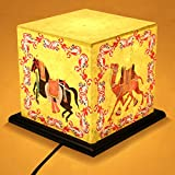 Art Potli Royal Animal Table Lamp