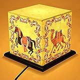 Art Potli Royal Animal Table Lamp