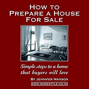 How to Prepare a House For Sale Audiobook