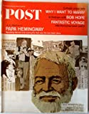 img - for Saturday Evening Post March 12 1966 A.E. Hotchner's Papa Hemingway on Cover book / textbook / text book