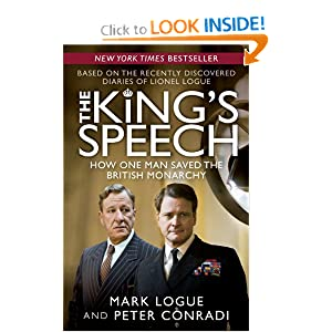The King's Speech - Mark Logue,Peter Conradi