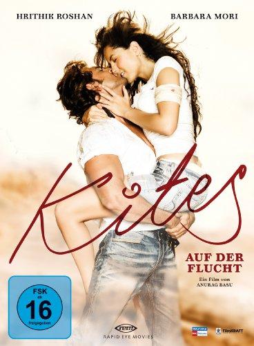 Kites-Auf der Flucht (Special Edition) incl. Poster