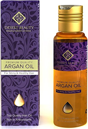 Premium Argan Oil for Hair Treatment, Conditioning