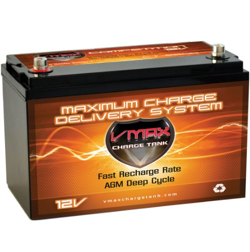 VMax Charge Tank 2500 Watt Ultimate Car Audio Charge Tank Battery