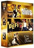 echange, troc Coffret Let's dance! : Alive / Le défi / One last dance