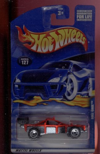 Hot Wheels 2001-127 Roll Cage 1:64 Scale