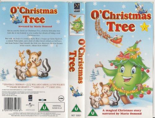 O' Christmas Tree [VHS] At Shop Ireland