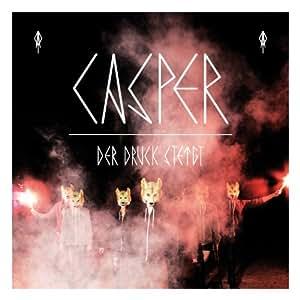 Casper - Der Druck steigt - live & dokumentiert (Limitierte Sammlerbox / exklusiv bei Amazon.de)