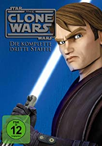 Star Wars: The Clone Wars - Die komplette dritte Staffel [5 DVDs]